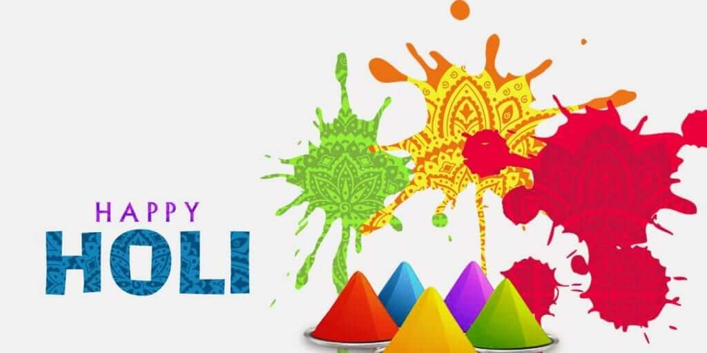 Holi Messages With Images