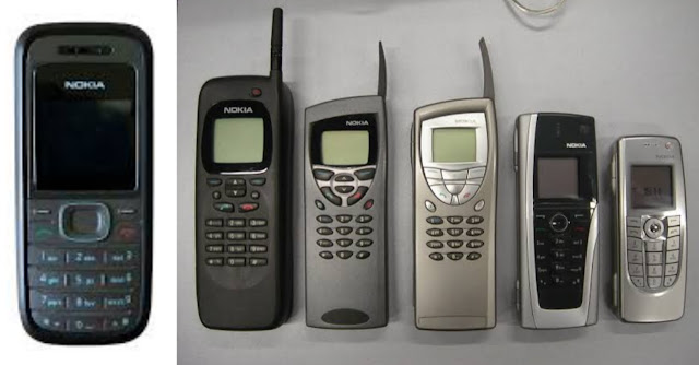 history of Nokia in Hindi