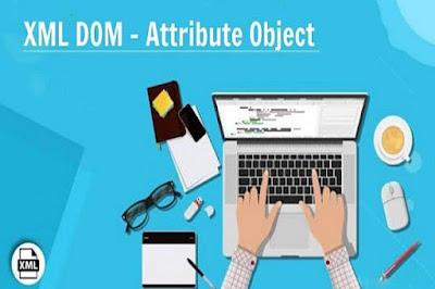 XML DOM - Attribute Object