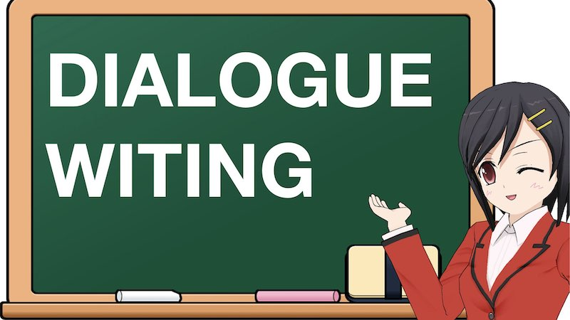 SCHOOL SECTION DIALOGUR WRITING