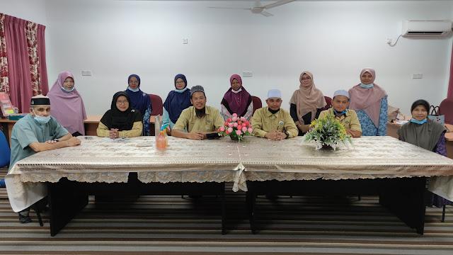 Agihan Bantuan Kebajikan Guru KAFA Negeri Pahang