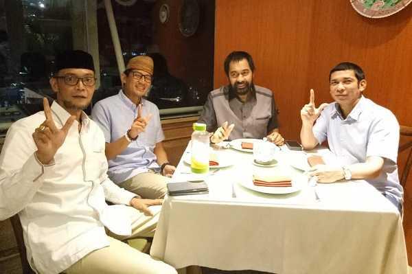 Menangkan Prabowo-Sandi, Mantan Panglima GAM Targetkan 85 Persen Suara di Aceh
