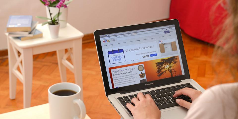 Earn Online Money By eBay