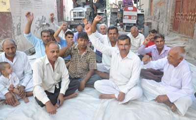 farmer-agitation-village-dadasiya-faridabad