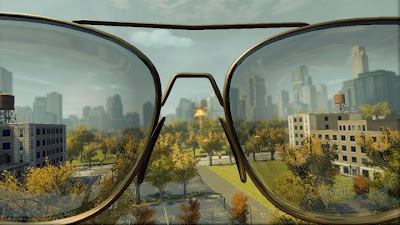 Amazing Spider-Man game Stan Lee glasses