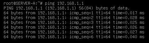 Tutorial Konfigurasi IP Address Debian 8