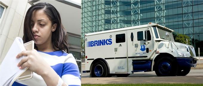 Condenan una dominicana por robo de $100.000 a la empresa Brinks