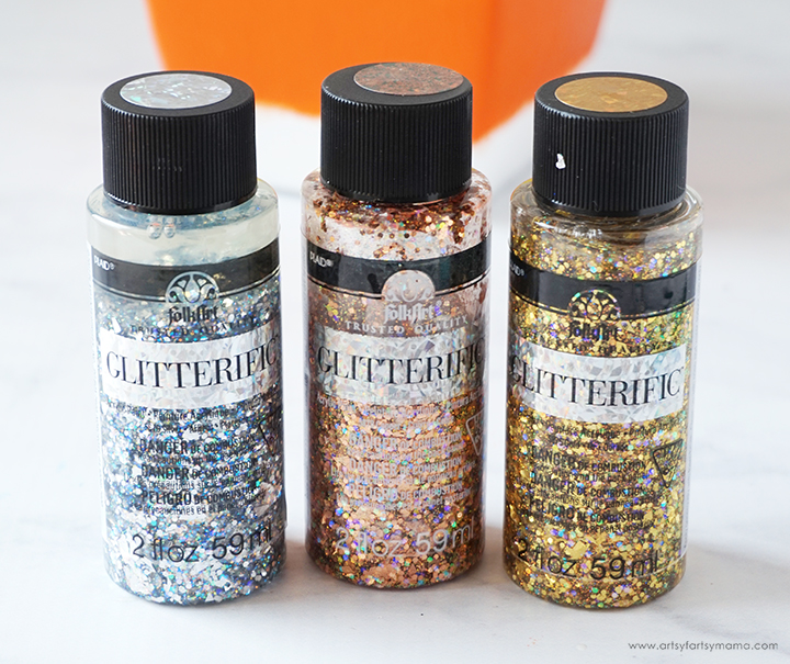 Glitterific Paint Bottles