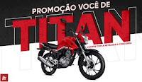 Promoção Você de Titan Metalique metalique.com.br/minha-titan