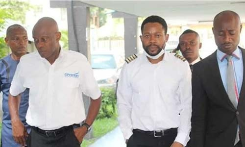 COVID -19: Two Pilots Arraigned, Remanded In Prison Custody For Violating Rivers Order
