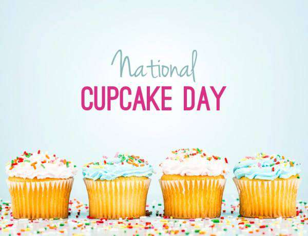 National Cupcake Day Wishes Unique Image