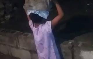 Hombre que castigó a niña en Moca con un block en la cabeza fue detenido gracias a las denuncias