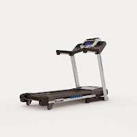 Nautilus T616 Treadmill, review features compared with Nautilus T618