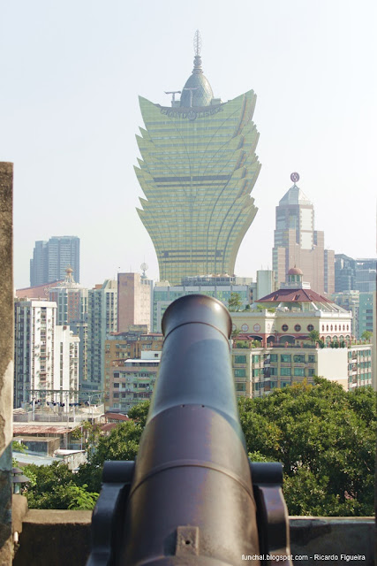 HOTEL GRAND LISBOA - FORTE DO MONTE - MACAU
