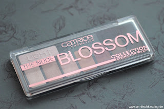 CATRICE The Nude Blossom Collection Eye Shadow Palette - www.annitschkasblog.de