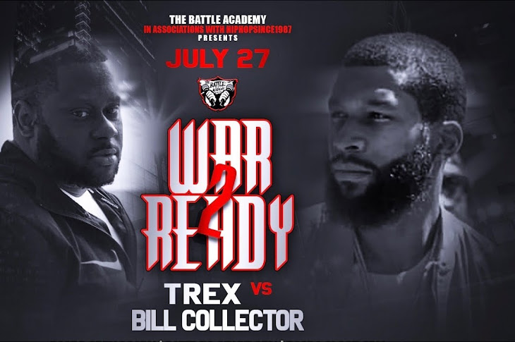 Battle Academy Presents: T-Rex VS Bill Collector