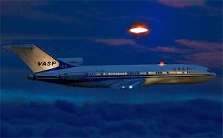 flight 169 Vasp and UFO