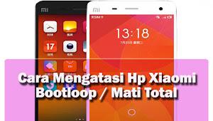 Solusi Dan Penyebab Hp Xiaomi Bootloop Atau Sering Mati Sendiri