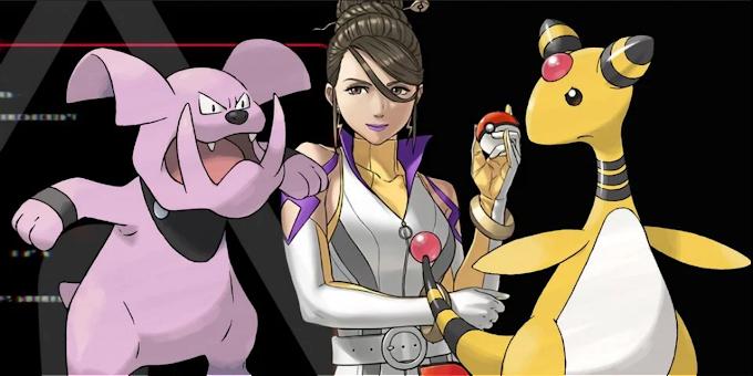 Pokémon GO – Como derrotar Sierra (Setembro 2021)