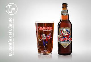 Robinsons Iron Maiden Trooper