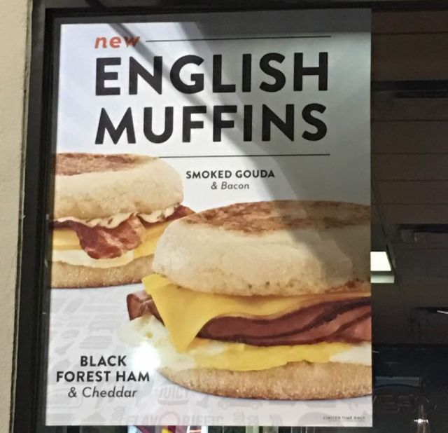 Jack in the box tests english breakfast sandwiches brand for Jack in the box fish sandwich