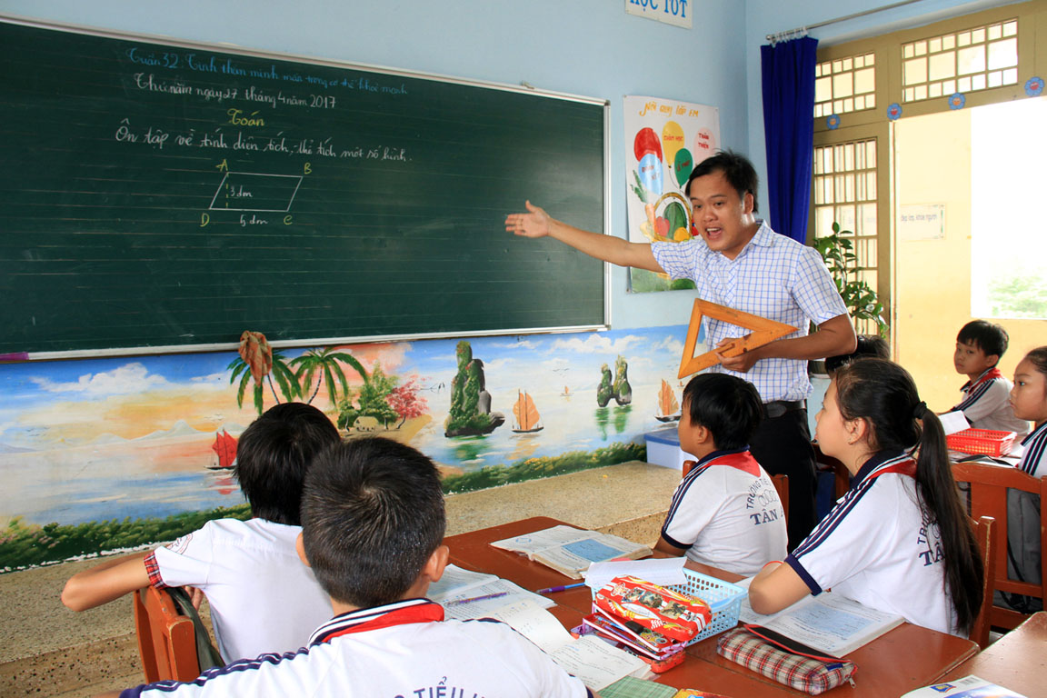 Nghề giáo viên là một nghề cao quý