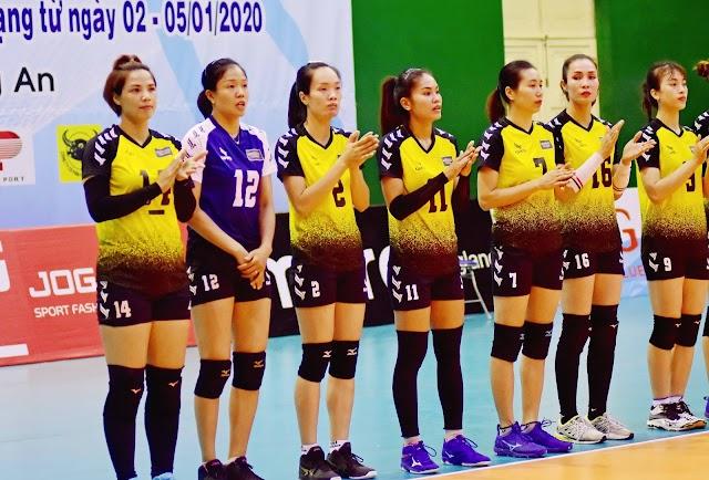 VCK giải hạng A toàn quốc 2020: Xác định trận chung kết nữ!