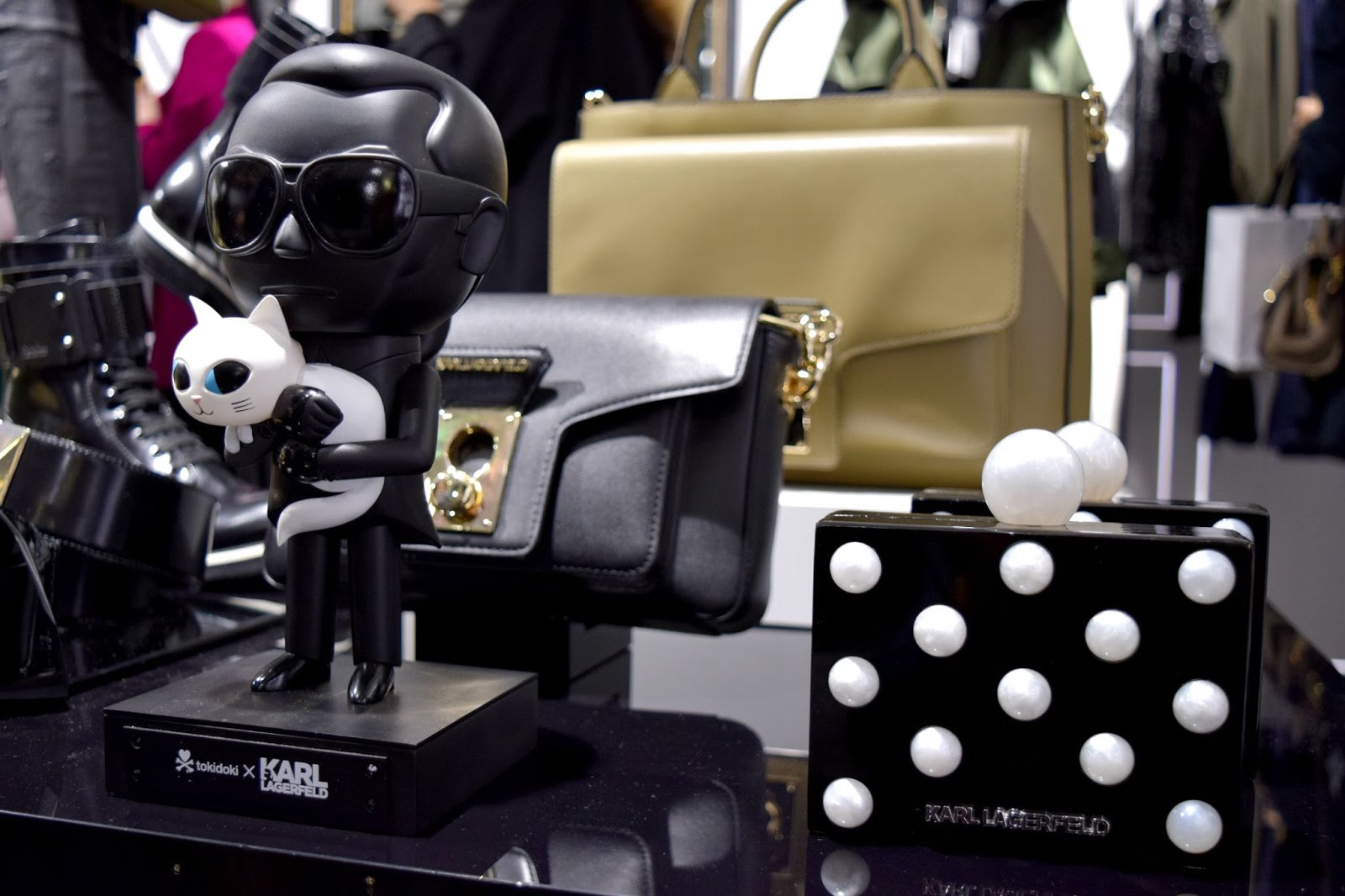 Karl Lagerfeld AW 15 Collection