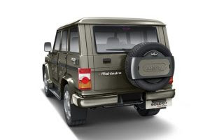 Mahindra Bolero Power Plus rear view image