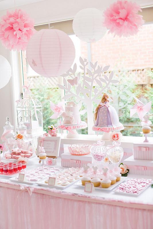 Trigo Y Azucar Estrenando Blog Inspiracion Para Fiesta De Princesa