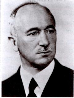 Presiden Edvard Benes, presiden kedua Cekoslowakia