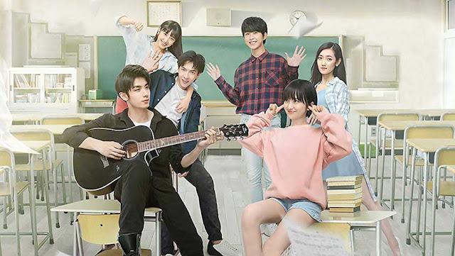 Download Drama Cina Wait My Youth Batch Subtitle Indonesia