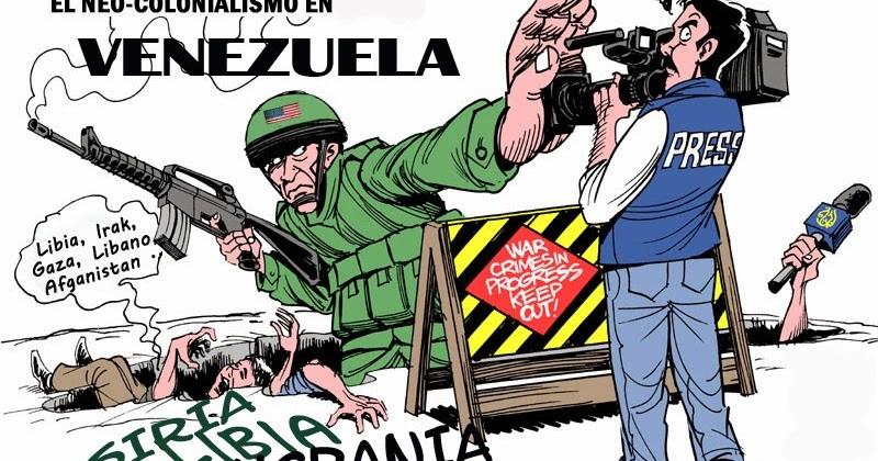 VENEZUELA - UCRANIA: ESCENARIOS de GUERRA para los imperios ...