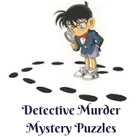 Detective Murder Mystery Puzzles with answers