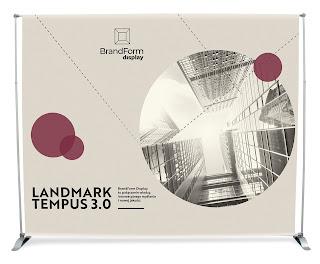 Poznaj największą ściankę prasową Landmark Tempus 3.0.Gwarancja sukcesu!