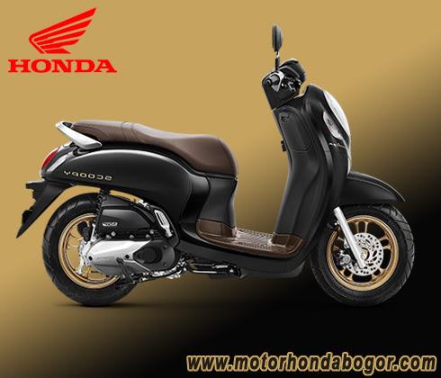 Cicilan Motor Honda Scoopy Bogor
