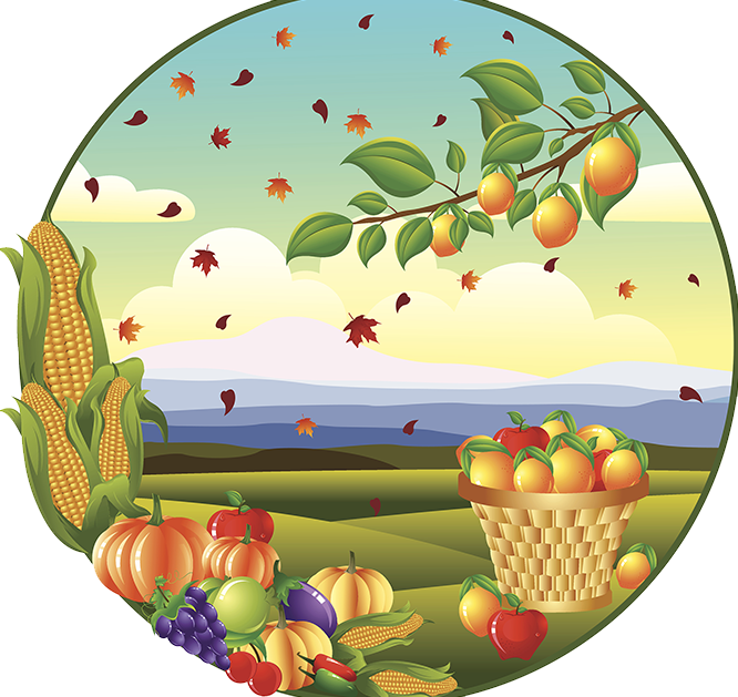 Autumn Harvest free png by pngkh.com
