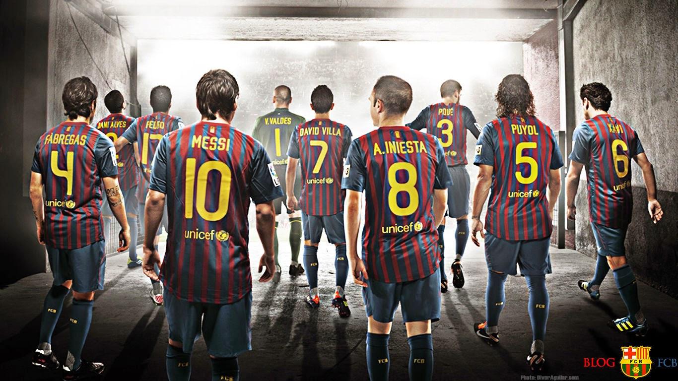 Barcelona Fc: Barcelona Football Club Wallpaper