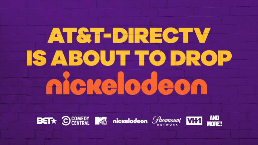 NickALive Viacom  ATT Announce Renewed Contract