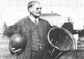 Dr. James Naismith