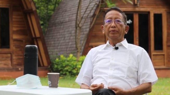 Tanggapi Dugaan Korupsi Bansos 100 T, Prof. Zubairi Djoerban Singgung 'Covid Miliuner'