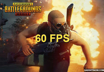 cara main 60 fps pubg mobile