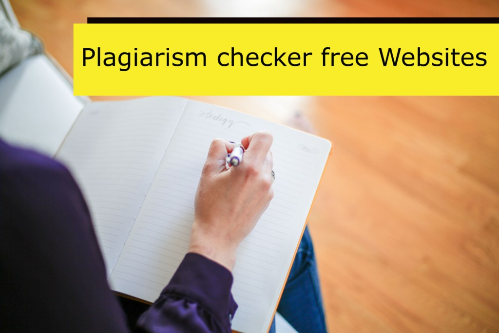 Top 5 Plagiarism Checker Free Websites in Hindi
