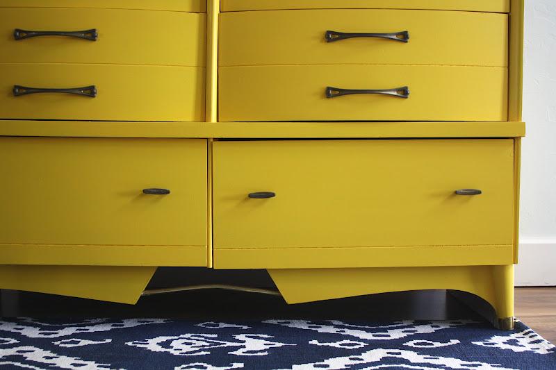 Brand new The Turquoise Iris ~ Furniture & Art: MID CENTURY DRESSER IN  QO04