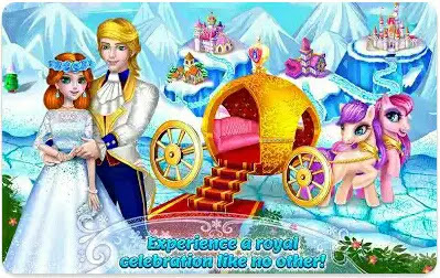 Ice Princess – Wedding Day
