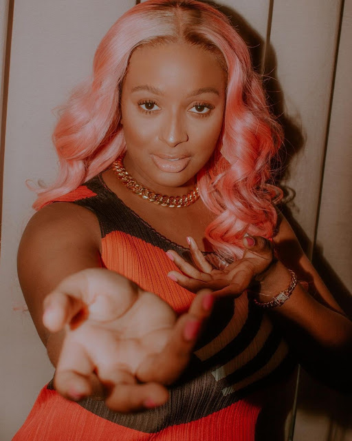 'I'll Snatch Your Man And Still Keep Mine' - DJ Cuppy Blows Hot