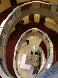 The National Liberal Club, London, main staircase