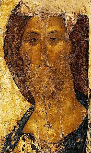 Cristo Redentor - Andrei Rublev e suas pinturas ~ Bizantino