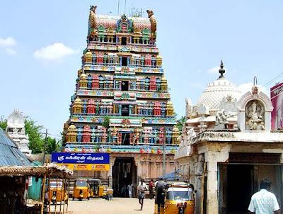 Agniswarar Sukran Temple Kanjanur Thanjavur