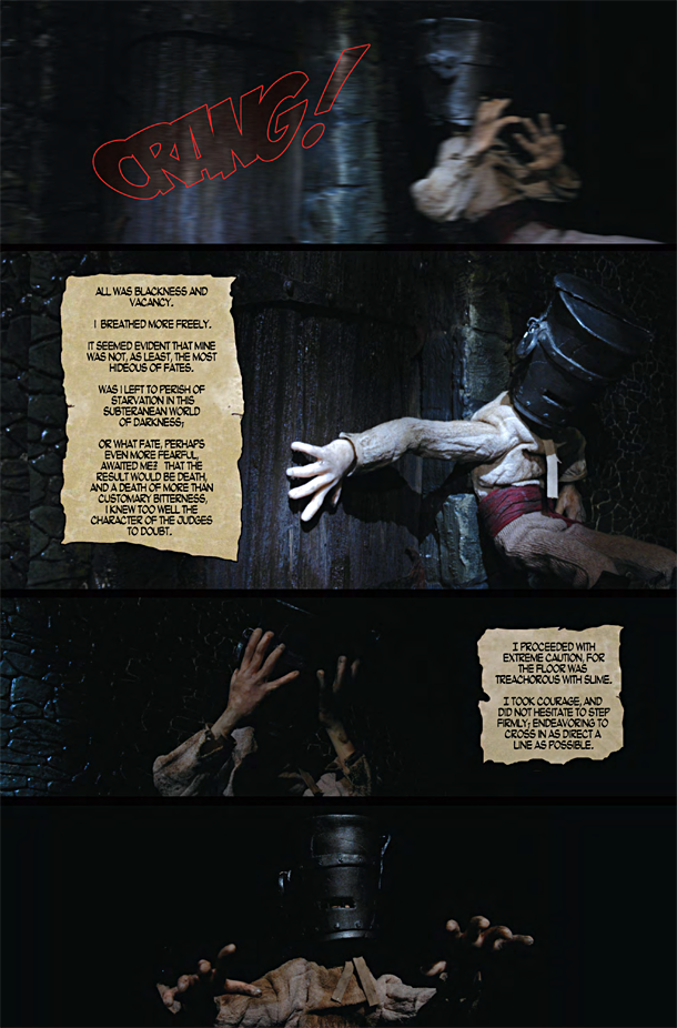 The Pit and the Pendulum - 11